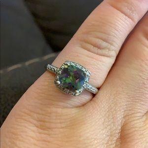 Macy's Gemstone Ring